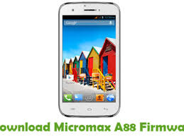 Download Micromax A88 Firmware - Stock ...