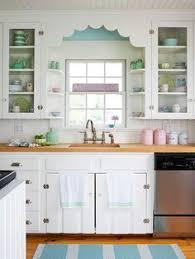 Small Picture 12 Design Ideas For a Colorful Retro Kitchen Green countertops