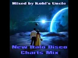 Va New Italo Disco Charts Mix 1