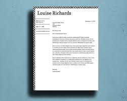 Louise Richards Resume Template Stand Out Shop