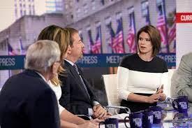 Is Kasie Hunt leaving MSNBC?