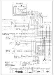 Kawasaki 300 ATV Wiring Diagram kawasaki klr650 wiring diagrams wiring 03 honda civic engine diagram