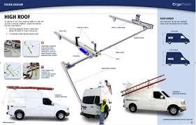 Prime Design Van Ladder Prime Design Racks Aluminum Ladder Racks And Accessories