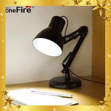 102 đèn học chống cận, đèn học gập có đế kẹp bàn cao cấp  -phukienphuonghoang