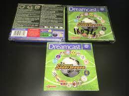 European Super League / Dreamcast / DC - 74,99 zł - Stan: używany -  8903513261 - Allegro.pl