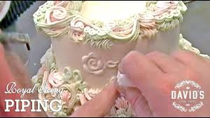 Cake Decorating Victorian Lambeth Style Wedding Cakes Royal