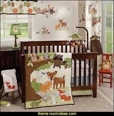woodland tales baby crib bedding set forest theme bedrooms woodland forest theme bedroom fairies decor fairy room decor woodland