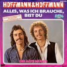 Bildergebnis f?r Album Hoffmann u. Hoffmann Alles Was Ich Brauche Bist Du