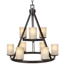home depot hampton bay somerset chandelier lovely hampton bay somerset 5 light bronze chandelier with bell
