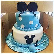 Baby Mickey Mouse Cake  EBayBaby Mickey Baby Shower Cakes