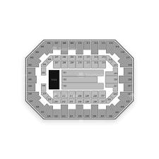 La Crosse Center Seating Chart Seatgeek