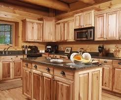 Log Cabin Kitchen Decor Finishing Rustic Cabin Kitchen Cabinets Cabin Kitchen Ideas