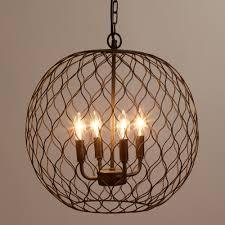 pendant lighting globes. Mesmerizing Farmhouse Chandeliers Kitchen Lighting Globe Iron Chandelier White Wall: Inspiring Pendant Globes U