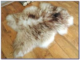 white fur rug faux fun ikea singapore