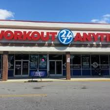 photo of workout anytime camden camden sc united states