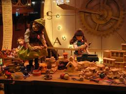 Image result for santa's elves workshop