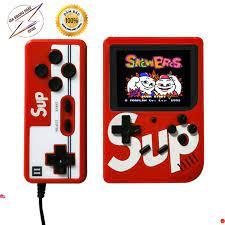 bảo hành 5 tháng] máy chơi game cầm tay sup mini 400 in 1 (2 người chơi), máy  chơi game sup, máy game cầm tay (màu ngẫu nhiên) - Sắp xếp theo