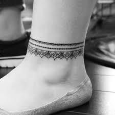 Nice дерзкие и нежные тату на щиколотке для девушек эскизы и фото