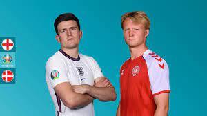 England vs Denmark UEFA EURO 2020 ...