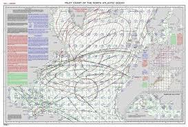 Atlas Of Pilot Charts Atlantic And Caribbean Sea Ebay