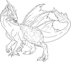 Small Picture Articles With Dragon City Coloring Pages Black And White Tag For