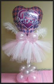 Princess Balloon Decoration Princess Balloon Column Ideas Balloondecoration