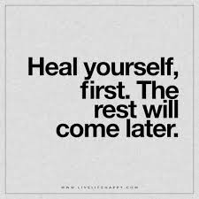 Quotes About Being Happy With Yourself First Best of Heal Yourself First Live Life Happy