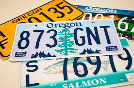 new car plate releaseVehicle registration plates of Oregon  Wikipedia
