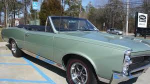 1967 Pontiac GTO Convertible For Sale~Air Conditioning~LOADED ...