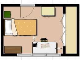 Small Bedroom Layout | Home Design Ideas. Never thought if the bed there