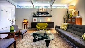 Outstanding Mid Century Modern Style Interior Photo Design Inspiration ...