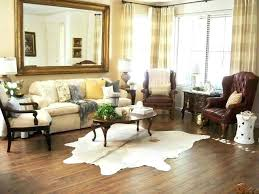 real cowhide rug how to clean dog urine s