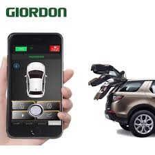 <b>Smartphone car</b> alarm system compatible with ios and android ...