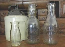 baby face milk cream bottle three glass