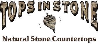 tops in stone inc logo