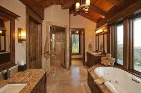 rustic bathroom. image for rustic bathrooms bathroom r