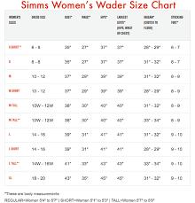 Simms Neoprene Wading Socks Size Chart Best Image 2017