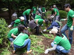 Timberland Celebrates Earth Day With Community Service Projects