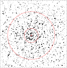 Finding Chart Of Stars In The Field Of Ngc 559 North Is