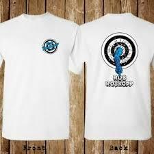 Details About New Santa Cruz Rob Roskopp Logo Skateboard New Unisex Usa Size T Shirt En1