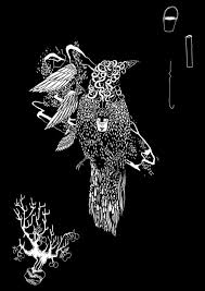 why is a raven like a writing desk aden the lifted brow intended for raven writing