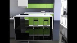 Sims 3 Kitchen The Sims 3 Interior Design Collection Kitchen Youtube