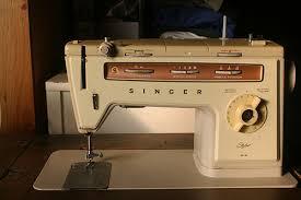 Singer Stylist 518 Sewing Machine