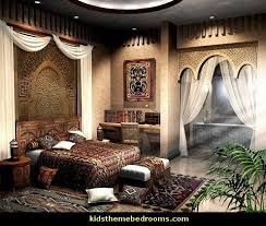 Exotic Bedroom Ideas