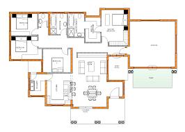 4 bedroom house plans south australia
