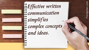 Writing Skills Importance Of Written Communication Skills And Tips To Improve Them