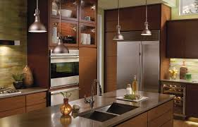 attractive kitchen bench lighting. Lighting. Your Most Awesome Kitchen Track Lighting Pictures. Exquisite Home Brown Tone Furniture Attractive Bench