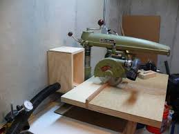 new yankee workshop radial arm saw. ras dust catcher. new yankee workshop radial arm saw k