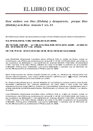 Pdf formatted 8.5 x all pages,epub reformatted especially for book readers, mobi for kindle which was converted from the epub file, word, the original source document. Pdf Libro De Enoc Allan H Academia Edu