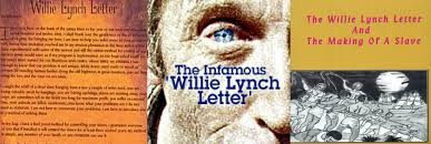 william lynch letter the cinematic symbolism blog the legend of the willie lynch letter